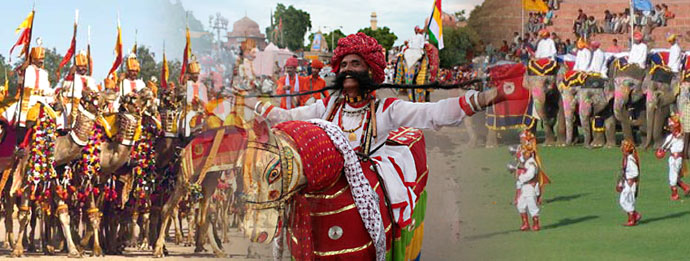 Fair and Festivals in Rajasthan Are Fun to Be A Part Of