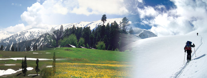 Gulmarg India Tour Package