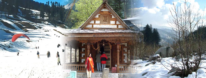 Manali India Tour Package